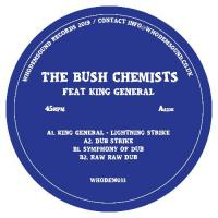 THE BUSH CHEMISTS feat. KING GENERAL - Lightning Strike : 12inch