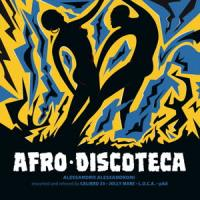 ALESSANDRO ALESSANDRONI - Afro Discoteca (Reworked And Reloved) : 12inch