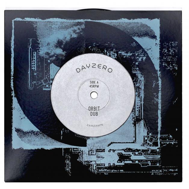 DAYZERO - Orbit Dub / Theory Dub : 7inch