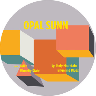 OPAL SUNN - Laika EP : TOUCH FROM A DISTANCE (GER)