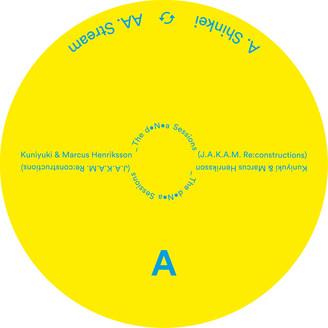 KUNYIUKI, MARCUS HENRIKSSON & J.A.K.A.M. - The DNA Sessions : MALKA TUTI (ISR)