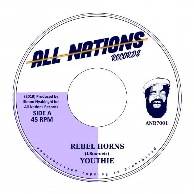 YOUTHIE - Rebel Horns : ALL NATION <wbr>(FRA)