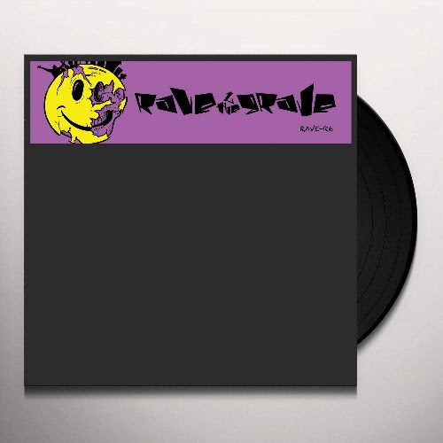 RAVE 2 THE GRAVE - Dub War /<wbr> Channel X : RAVE-R <wbr>(UK)
