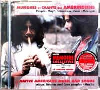 FRANCOIS JOUFFA - Native Americans Music And Songs - MEXICO : FREMEAUX &<wbr> ASSOCIES <wbr>(FRA)