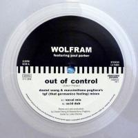 WOLFRAM - Out Of Control / Thing Called Love : 12inch
