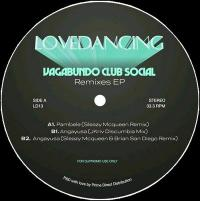 VAGABUNDO CLUB SOCIAL - Pambele Remixes : 12inch