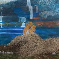 MARY LATTIMORE - At The Dam : CD