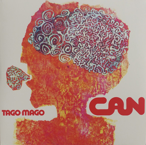 CAN - Tago Mago : MUTE (UK)