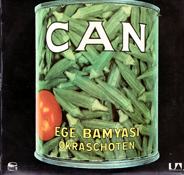 CAN - Ege Bamyasi : MUTE (UK)