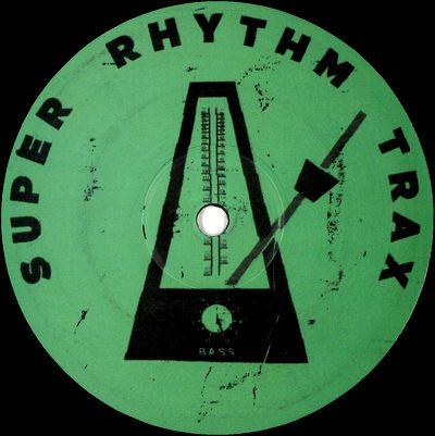 SHADOW CHILD & MARK ARCHER Present MASC - Return Of The MASC : SUPER RHYTHM TRAX (UK)