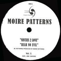 MOIRE PATTERNS / ORLANDO VOORN / SANTONIO ECHOLS - Back 2 Basics Vol 2 : CHAPTER 2 RECORDINGS (US)