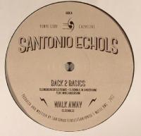 SANTONIO ECHOLS / MOIRE PATTERNS / ORLANDO VOORN  - Back 2 Basics Vol 1 : 12inch