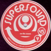 PETER TOSH / CHARLIE MIKE SIERRA - Buk In Hamm Place / On The Moon : SUPERSOUND (UK)