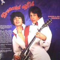 DONNIE & JOE EMERSON - Dreamin' Wild : LP