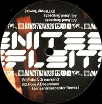 NITE FLEIT - Dance Trax Vol.26 : 12inch