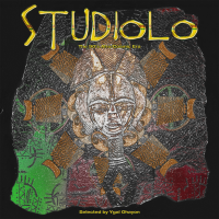 VARIOUS - STUDIOLO - THE 90'S AFRO COSMIC ERA - SELECTED BY YGAL OHAYON : ANTINOTE (FRA)