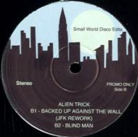 ALIEN TRICK - Welcome To My World : 12inch