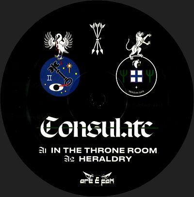 CONSULATE - E-FAX005 : 12inch