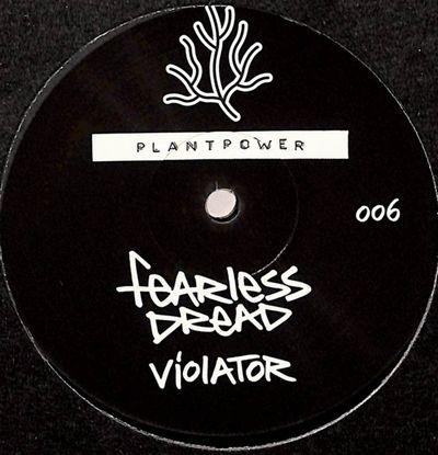 FEARLESS DREAD - Violator / New Horizons : 12inch