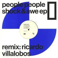 PEOPLE PEOPLE - Shock & Awe EP : 12inch
