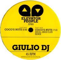 GIULIO DJ - Ep 003 : 10inch