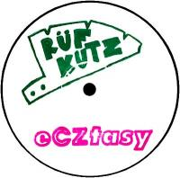 RUF DUG - THE eCZtasy EP : 12inch