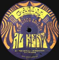 AL KENT - The Disco Edition : G.A.M.M (SWE)