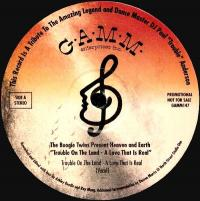 THE BOOGIE TWINS presents. HEAVEN & EARTH - TROUBLE ON THE LAND - A LOVE THAT REAL : G.A.M.M. (SWE)