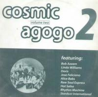 VARIOUS - Cosmic Agogo Volume 2 : LP