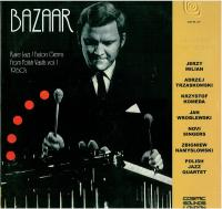 VARIOUS - Bazaar - Rare Jazz / Fusion Gems From Polish Vaults Vol. 1, 1960's : LP