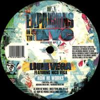 LOUIE VEGA - Expansions In The NYC - Preview EP 2 : 12inch