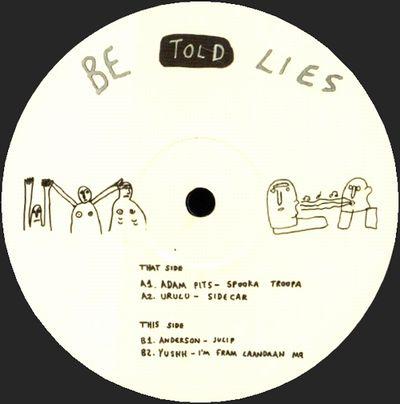 VARIOUS - Untitled / Untold : BE TOLD LIES (UK)