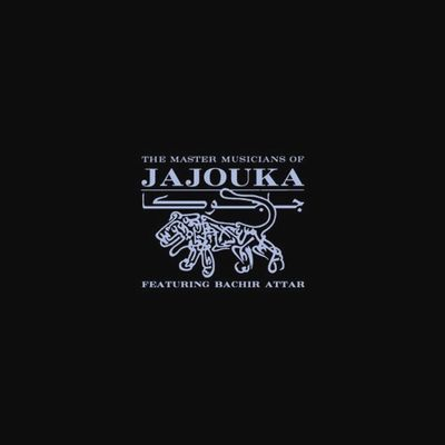 THE MASTER MUSICIANS OF JAJOUKA feat. BACHIR ATTAR - Apocalypse Across The Sky : 2LP