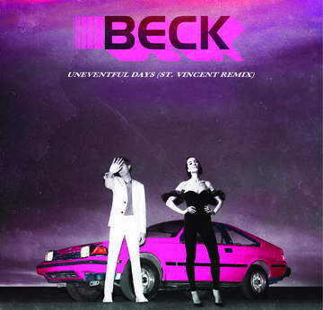 BECK - No Distraction / Uneventful Days (Remixes) (Rsd) : CAPITOL (UK)