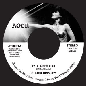 CHUCK BRIMLEY - St. Elmos Fire : ATHENS OF THE NORTH (UK)