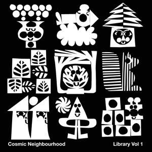 COSMIC NEIGHBOURHOOD - Library Vol.1 : 10inch