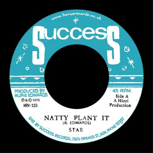 STAR THE MARSHALL - Natty Plant It : HORUS <wbr>(UK)