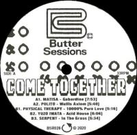 VARIOUS ARTISTS - Come Together : BUTTER SESSIONS (AUS)