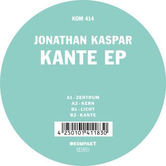 JONATHAN KASPAR - Kante EP : KOMPAKT (GER)