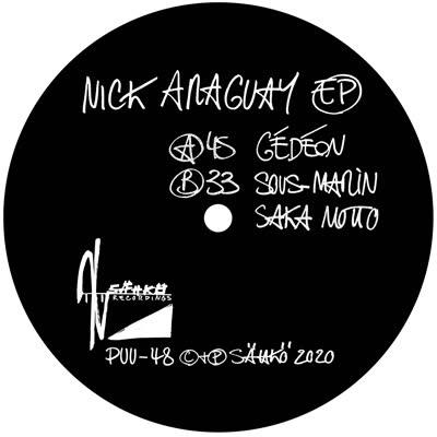 NICK ARAGUAY - EP : SÄHKÖ (FIN)