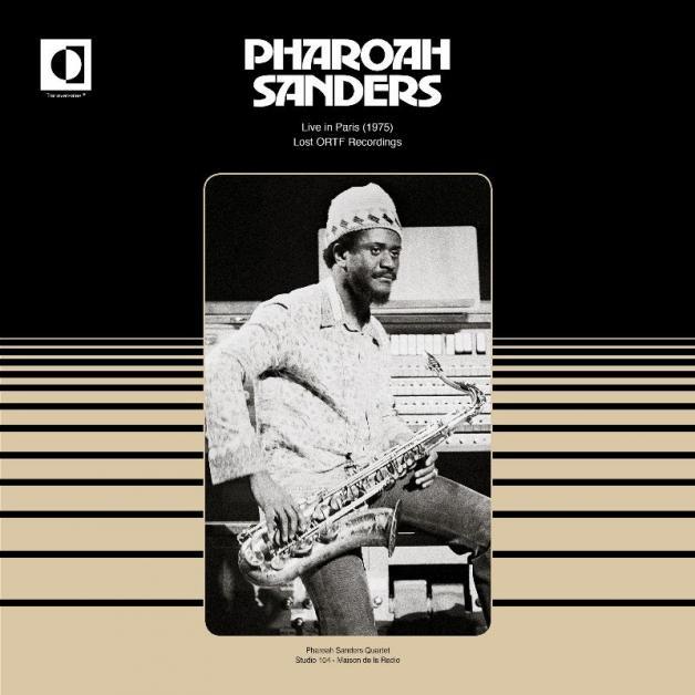 PHAROAH SANDERS - LIVE IN PARIS (1975) : LP