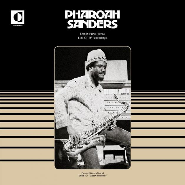 PHAROAH SANDERS - LIVE IN PARIS (1975) : TRANSVERSALES DISQUES (FRA)