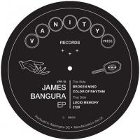 JAMES BANGURA - James Bangura EP : 12inch