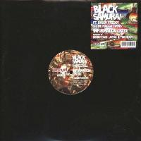 BLACK SAMURAI feat. DADDY FREDDY & THE RAGGA TWINS - Information Critic : 12inch