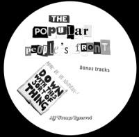 THE POPULAR PEOPLE'S FRONT - AMMO 1 : 12inch