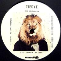 TIEDYE - ROAD LESS TRAVELLED : 12inch