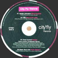 VARIOUS - City Fly Visions : CITY FLY (UK)