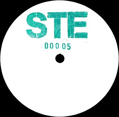 STE ROBERTS - 00005 (incl. London Modular Alliance Remix) : 12inch
