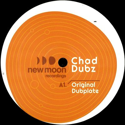 CHAD DUBZ - Original Dubplate EP : 12inch