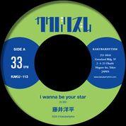 藤井洋平 - i wanne be your star / 意味不明な論理・方程式 : 7inch